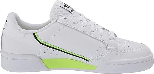 White/Signal Green/Black