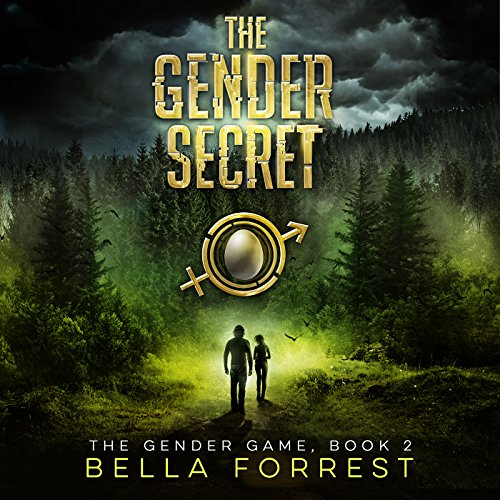 The Gender Secret audiobook cover art