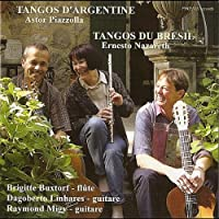 Tangos D'argentine Tangos Du Brasil