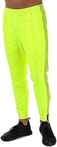 Adidas Originals Pantalon Alexander Wang Jacquard Jaune Homme