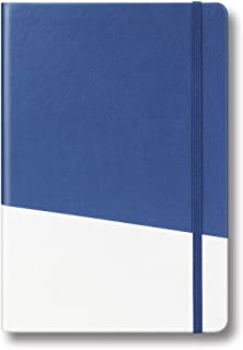 JARBO Premium Dotted Journal in A Gift Box, Fine Hardcover Ultra Smooth Dot Grid Thick Paper, Fountain Pens Friendly No Bleeding, 120GSM 192 Numbered Pages, with Inner Pocket, 5.9