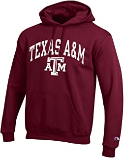 Elite Fan Shop NCAA Men's Team Color Hoodie Sweatshirt Arch