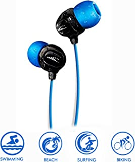 Waterproof Headphones for Swimming - Surge S+ (Short...