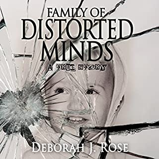 Family of Distorted Minds audiobook cover art