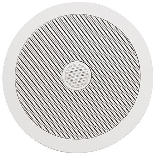 Adastra 16Cm 6.25 Ceiling Speaker With Directional Tweeter Single
