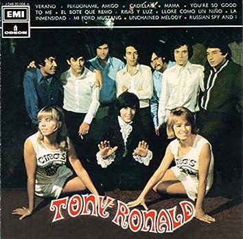 Tony Ronald (Remastered 2015)