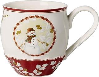 Porcelana en Festivo Embalaje de Regalo Pintado a Mano Multicolor 57.0x41.0x23.0 cm 49 x 36 cm Villeroy /& Boch 14-8602-9596 Calendario de Adviento Trineo de Santa Christmas Toys Memory