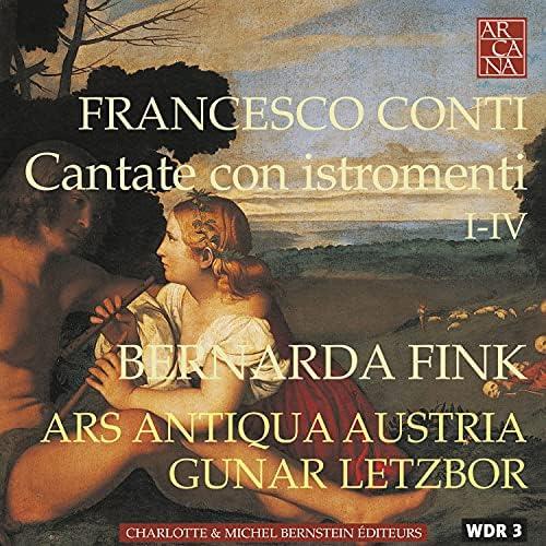 Bernarda Fink, Ars Antiqua Austria & Gunar Letzbor