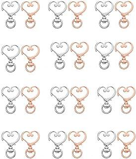 BrolloGroup Portachiavi in Pelle Personalizzabile Con Foto Doppia Stampa Porta Chiavi Rettangolare Tondo Cuore T-shirt Gadget idea Regalo PS 40327