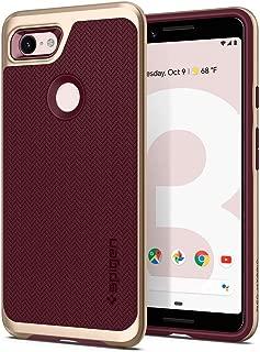 Spigen Neo Hybrid Designed for Google Pixel 3 Case (2018) – Burgundy