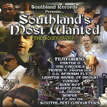 Southland's Most Wanted: The Soundtrack