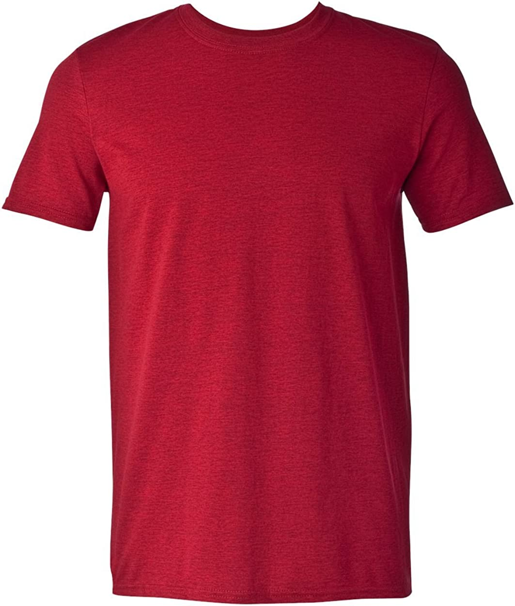 4.5 oz. T-Shirt (G640) Antique Cherry Red, M (Pack of 12)