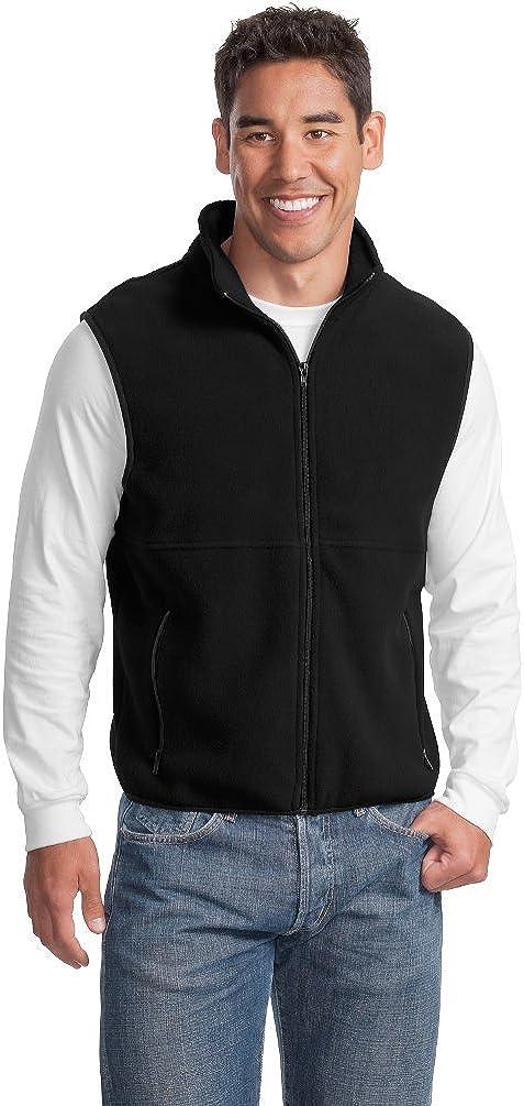 Port Authority Men's R Tek Fleece Vest
