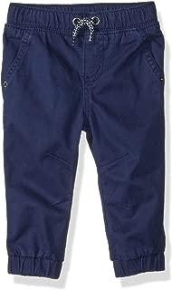 Baby Boys Woven Jogger Pants