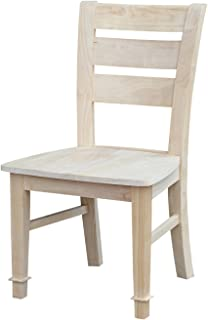 Best unfinished parawood chairs Reviews