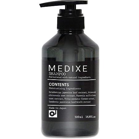 MEDIXE スカルプシャンプー ノンシリコン アミノ酸 頭皮 に優しい パンテノール配合 メンズ (医薬部外品) 大容量 500ml