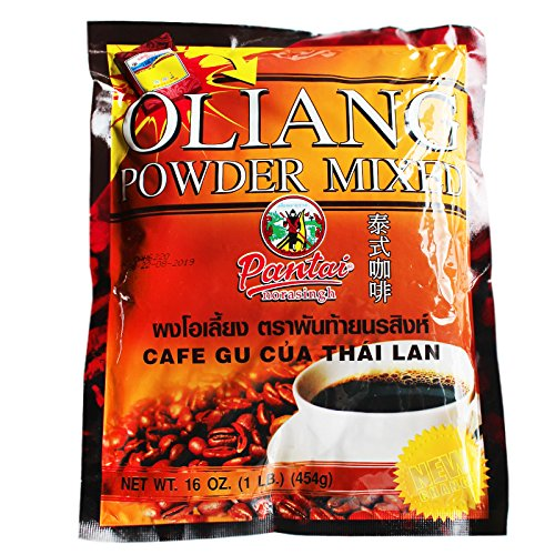 Pantai Basis für Thai Oliang Kaffee Pulvermix 454g