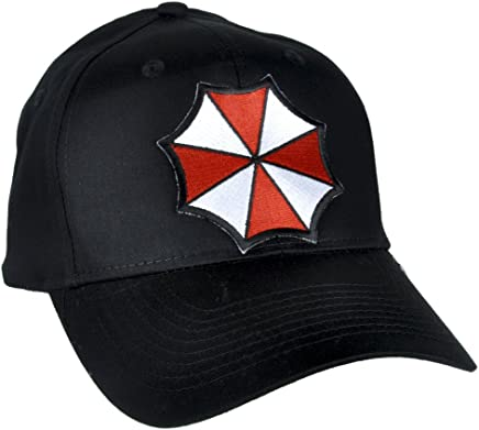 2a8d014e6f0 Resident Evil Umbrella Corporation Hat Baseball Cap Alternative Clothing