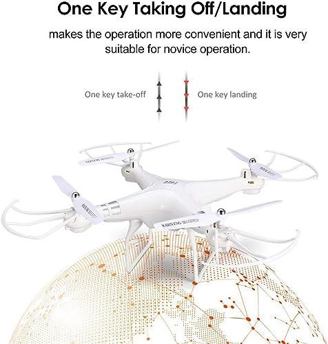 barato en alta calidad MXECO SH5H 2.4G 4CH Smart Drone RC RC RC Quadcopter with Altitude Hold Headless Mode One Key Return LED Light Control Speed VS Syma X5  precio razonable