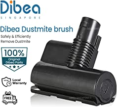 [Dibea Singapore] DIBEA Motorized Anti Dustmite Brush - DIBEA C17, D18, D18Pro, H008pro, G12, T8 & H008 | Bed | Mattress |...