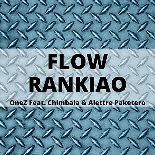 The Onez feat. Chimbala &  Alettre Paketero