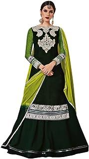 Eid Super Sale Velvet Emporium ÉTNICO PERSONALIZACIÓN Adecuada COLECCIÓN Eid Musulmanes Mujer Novia Vestido Tradicional Pakistani Indian Salwar Kameez DISEÑADOR SARARA Kaftan Hijab 2734 JN