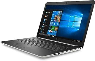 2020 HP 17.3インチ HD+ プレミアムラップトップPC、AMD Ryzen 3 3200Uプロセッサー、4GB DDR4メモリ、128GB SSD、DVD、Windows 10、シルバー