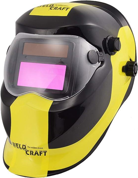 Maschera per saldatura a spruzzo casco per saldatura di protezione  enjohos 0001