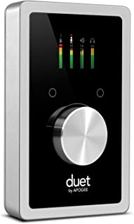 【正規輸入品】 Apogee Duet for Mac iOS Ready USBオーディオインターフェイス DUET-MAC-IOS