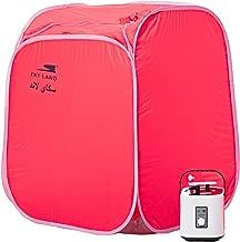 Skyland EM-9203 Portable Steam Sauna - Red (EM-9203-R Meduim)