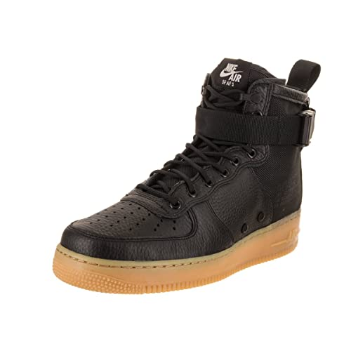 reputable site 89945 0b8e6 Nike Mens SF AF1 Mid Basketball Shoe