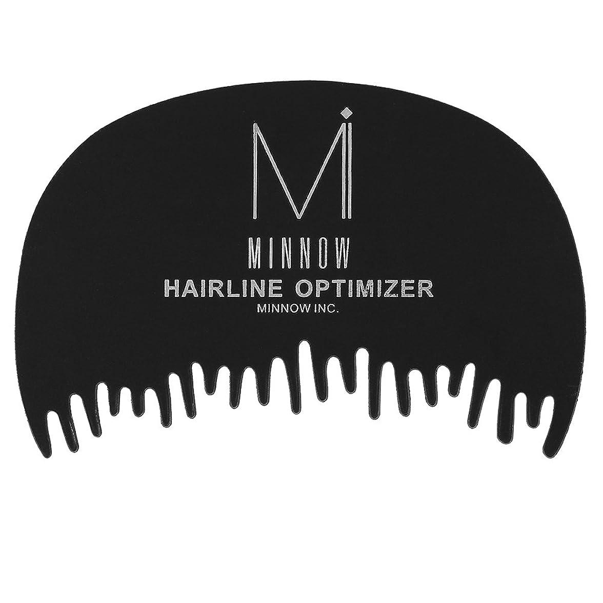 イデオロギー人差し指休眠ヘアラインコーム、ヘアドレッサー細い毛繊維の前髪ヘアラインオプティマイザーフィルムプラスチック専用コーム、プロフェッショナルビューティーサロン製品アクセサリー