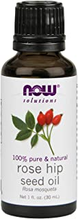 NOW Solutions Rose Hip Seed Oil 1 oz 100% Pure