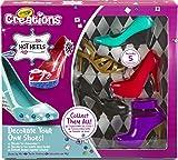 Crayola Creations - 04-4011-E-200 - Kit De Loisirs Créatifs - Hot Heels - Pack De 5...