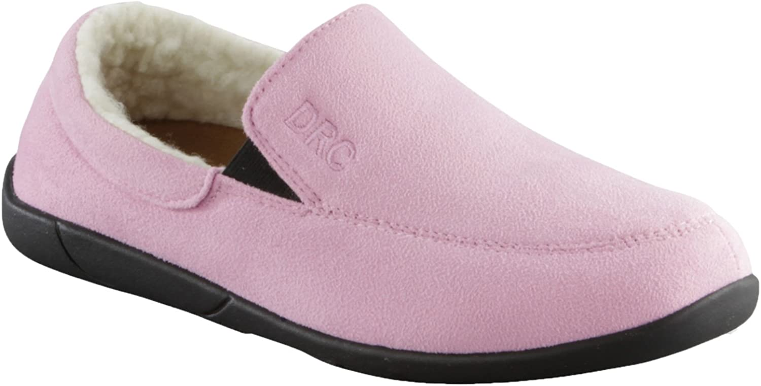 Dr fort Women's Cuddle Therapeutic Slippers - Pink
