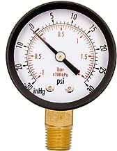 Best vacuum pressure gauge Reviews