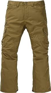 Men's Cargo Snow Pant Regular Fit - Short, Martini Olive, XX-Large