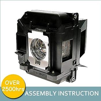 Epson America V13H010L61 Projector Lamp
