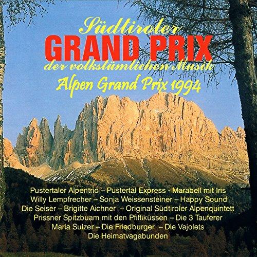 Südtiroler Grand Prix der volkstümlichen Musik \'94 - Alpen Grand Prix