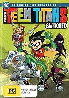 Teen Titans Season 1 Volume 2 Switched | NON-USA Format | PAL | Region 4 Import - Australia