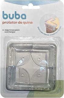Protetor De Quina 4 Unidades, Buba, Branco