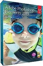 【旧製品】PhotoshopElements2019日本語版 通常版 Windows/Mac対応