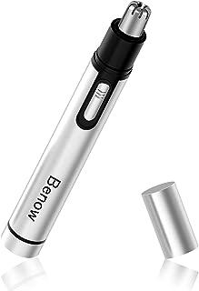Benow鼻毛カッター はなげカッター 鼻・耳カッター 男女兼用 内刃水洗い可能 持ち込み便利 BN-M001