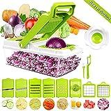 Artefacto de corte de vegetales multifuncional cortador de vegetales artefacto triturador de papas rallador doméstico