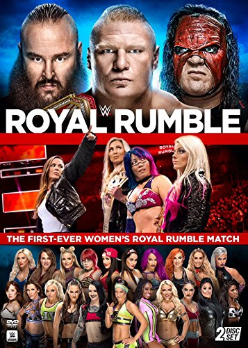 Top 5 greatest royal rumble dvd wwe 2018 for 2020