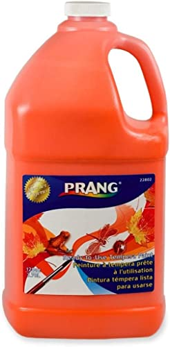 Las ventas en línea ahorran un 70%. Tempera Paint, Ready to to to Use, Nontoxic, 1 Gallon, naranja, Sold as 1 Each  marcas de diseñadores baratos