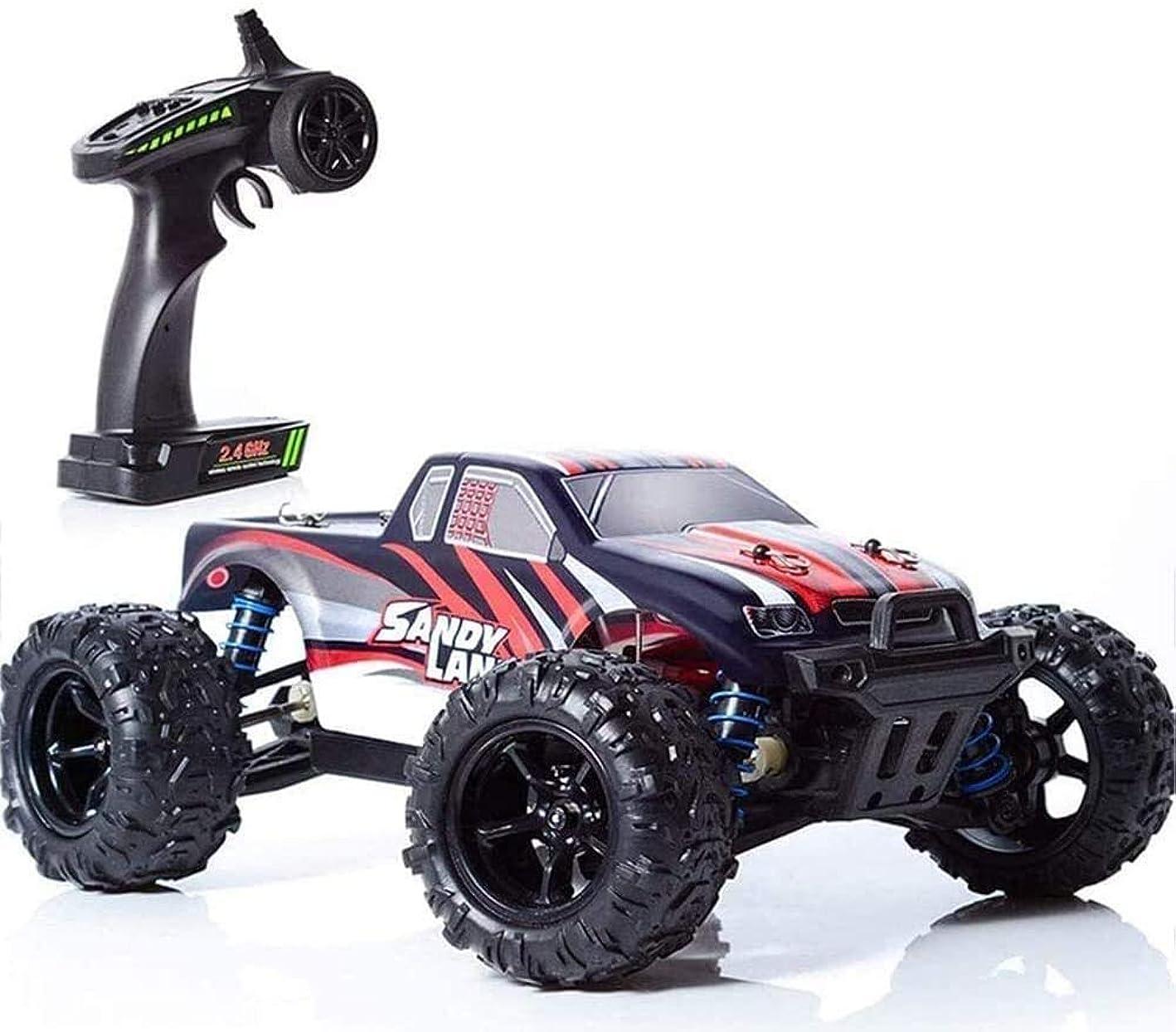 はい意気揚々アルカトラズ島RCカーリモートコントロール車1:18 2.4Ghz 40KM / H 4WD高速オフロードファストレーシングドリフトバギーホビーおもちゃの車大人用子供