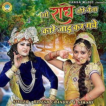 Oh Radhe Tore Naina Kaare Jadu Kar Gaye - Single