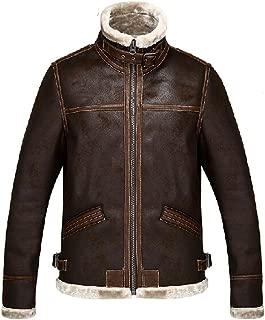 Koveinc Resident Evil 4 Leon Kennedy Men's PU Leather Jacket