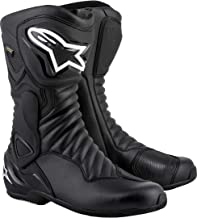 Alpinestars Smx-6 V2 Gore-Tex Men's Street Motorcycle Boots - Black / 43